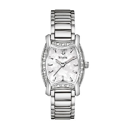Bulova Womens Diamond 96R135 Watch