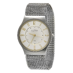 Skagen Mens Steel 233LSG2 Watch