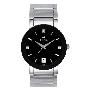 Bulova Mens Diamond 96D18 Watch