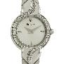Bulova Womens Crystal 96X111 Watch