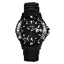 InTimes Unisex Fashion IT-044BLK Watch