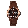 InTimes Unisex Fashion IT-044DBRN Watch