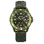 InTimes Mens Leather IT-057LOGRN Watch