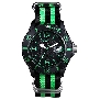 InTimes Mens Nylon IT-057NGRN Watch
