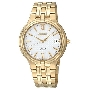 Seiko Mens Solar Bracelet SNE030 Watch