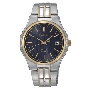 Seiko Mens Solar SNE124 Watch