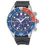 Seiko Mens Solar Chronograph SSC031 Watch