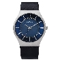 Skagen Mens Steel 833XLSLN Watch