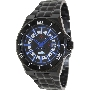 PRECIMAX Men's Stark Automatic PX13217 Black Stainless-Steel Automatic Watch With Black Dial