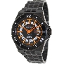 PRECIMAX Men's Stark Automatic PX13218 Black Stainless-Steel Automatic Watch With Black Dial