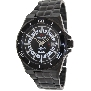 PRECIMAX Men's Stark Automatic PX13219 Black Stainless-Steel Automatic Watch With Black Dial