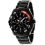 Swiss Precimax Men's Formula-7 XT SP12050 Black Stainless-Steel Swiss Multifunction Watch With Black Dial