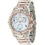 Swiss Precimax Women's Desire Elite Diamond SP12081 Two-Tone Stainless-Steel Swiss Quartz Watch With Mother-Of-Pearl Dial