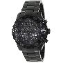 Swiss Precimax Men's Formula-7 Pro SP12151 Black Stainless-Steel Swiss Chronograph Watch With Black Dial