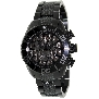 Swiss Precimax Men's Deep Blue Pro II SP12170 Black Stainless-Steel Swiss Chronograph Watch With Black Dial