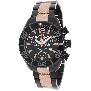 Swiss Precimax Men's Deep Blue Pro II SP12172 Two-Tone Stainless-Steel Swiss Chronograph Watch With Black Dial