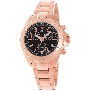 Swiss Precimax Women's Manhattan Elite SP12188 Rose-Gold Stainless-Steel Swiss Chronograph Watch With Mother-Of-Pearl Dial