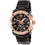 Swiss Precimax Men's Marauder Pro SP13021 Black Stainless-Steel Swiss Chronograph Watch With Black Dial