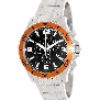Swiss Precimax Men's Tarsis Pro SP13058 Silver Stainless-Steel Swiss Chronograph Watch With Black Dial