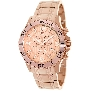 Swiss Precimax Men's Tarsis Pro SP13067 Rose-Gold Stainless-Steel Swiss Chronograph Watch With Rose-Gold Dial