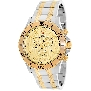Swiss Precimax Men's Tarsis Pro SP13071 Two-Tone Stainless-Steel Swiss Chronograph Watch With Gold Dial