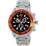 Swiss Precimax Men's Pulse Pro SP13099 Silver Stainless-Steel Swiss Chronograph Watch With Black Dial