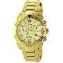 Swiss Precimax Men's Recon Pro SP13122 Gold Stainless-Steel Swiss Chronograph Watch With Gold Dial