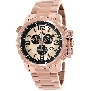 Swiss Precimax Men's Magnus Pro SP13146 Rose-Gold Stainless-Steel Swiss Chronograph Watch With Rose-Gold Dial