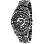 Swiss Precimax Women's Fiora SP13167 Black Ceramic Swiss Quartz Watch With Black Dial