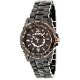 Swiss Precimax Women's Fiora SP13169 Black Ceramic Swiss Quartz Watch With Black Dial