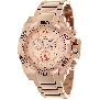 Swiss Precimax Men's Quantum Pro SP13185 Rose-Gold Stainless-Steel Swiss Chronograph Watch With Rose-Gold Dial