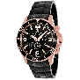 Swiss Precimax Men's Tarsis Pro SP13230 Black Stainless-Steel Swiss Chronograph Watch With Black Dial