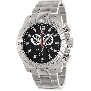 Swiss Precimax Men's Legion Pro SP13260 Silver Stainless-Steel Swiss Chronograph Watch With Black Dial