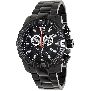 Swiss Precimax Men's Legion Pro SP13262 Black Stainless-Steel Swiss Chronograph Watch With Black Dial