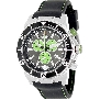 Swiss Precimax Men's Pursuit Pro Sport SP13277 Black Silicone Swiss Chronograph Watch With Grey Dial