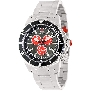 Swiss Precimax Men's Pursuit Pro SP13286 Silver Stainless-Steel Swiss Chronograph Watch With Grey Dial