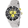 Swiss Precimax Men's Pursuit Pro SP13289 Silver Stainless-Steel Swiss Chronograph Watch With Grey Dial