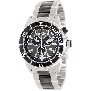 Swiss Precimax Men's Pursuit Pro SP13299 Two-Tone Stainless-Steel Swiss Chronograph Watch With Grey Dial